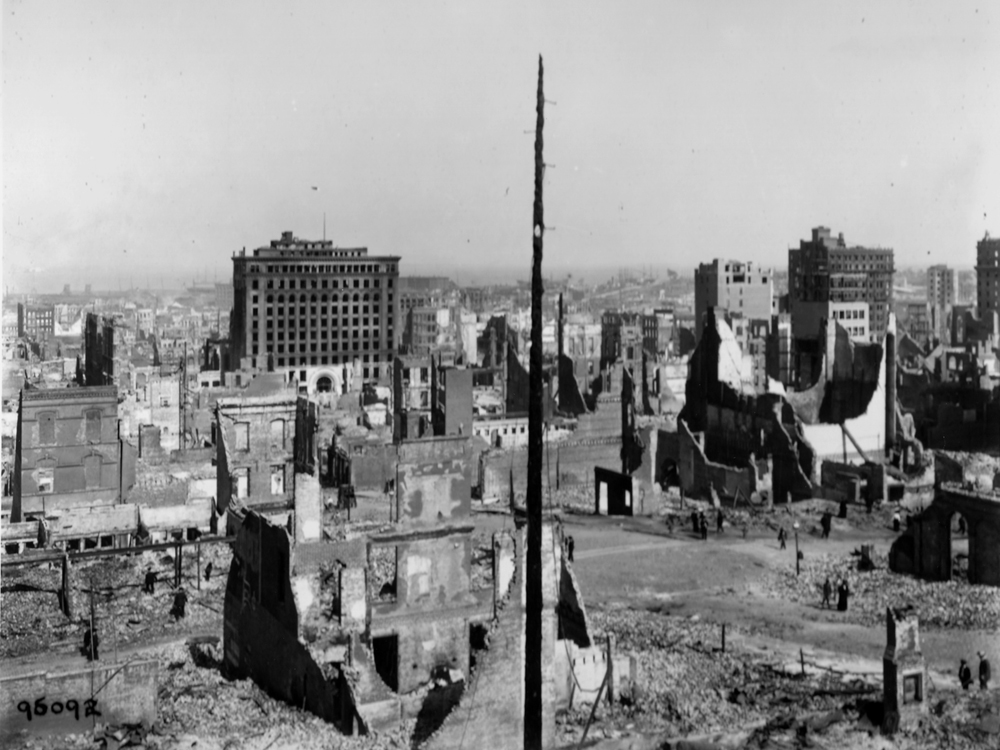 historical vignette 101 the army engineers were key responders to the san francisco earthquake and fire