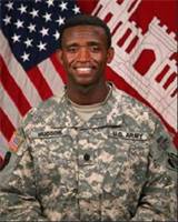 Lieutenant Colonel Calvin C. Hudson II, 249th Engineer Battalion Commander
