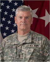 Major General Michael J. Walsh, Deputy Commanding General for Civil and Emergency Operations