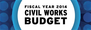 Civil Works Budget Graphic