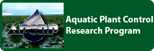 Click to view the Aquatic Plant Control Research Program homepage