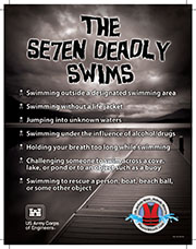 Se7en Deadly Swims