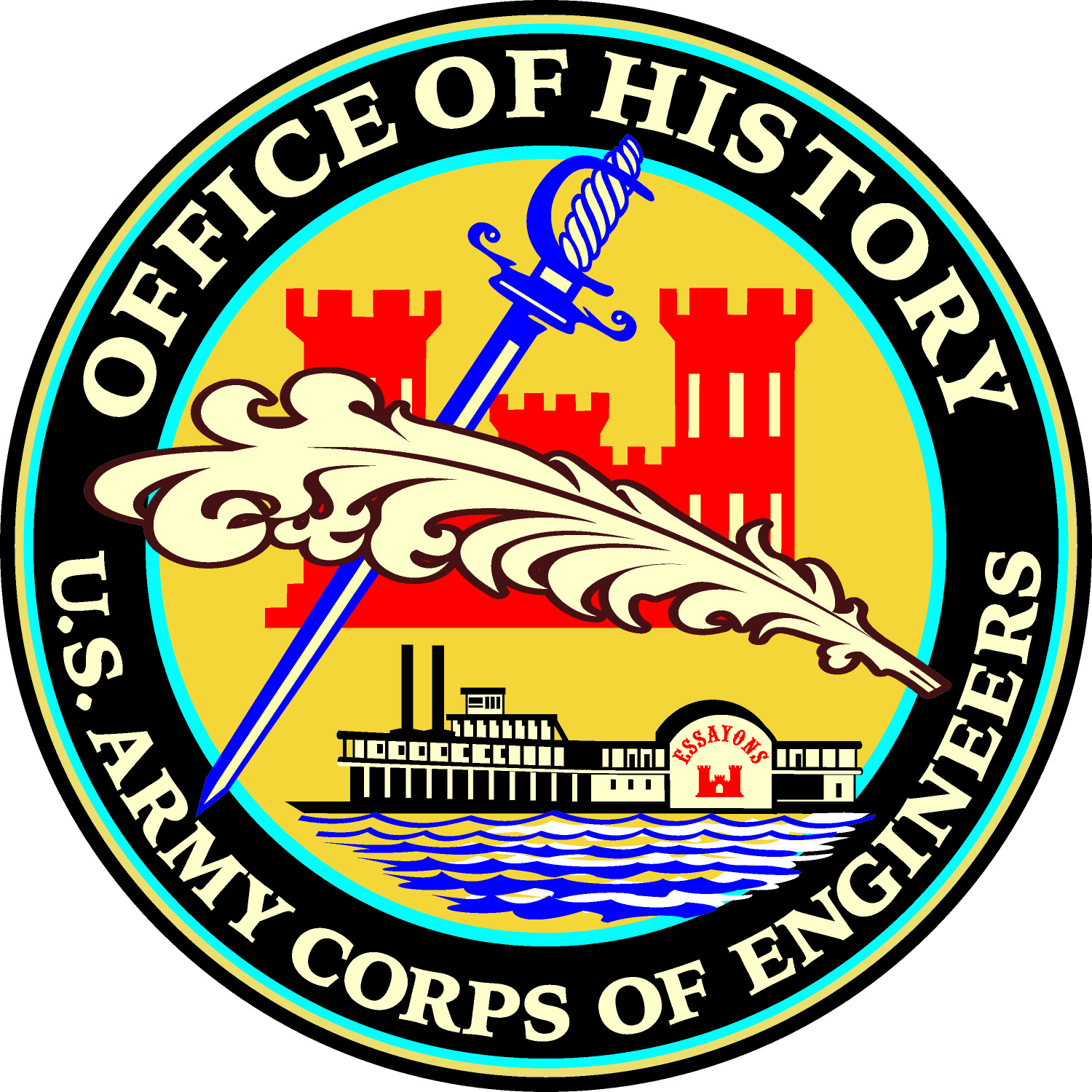 Office of History seal