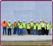 Photo of Members of the National Committee on Levee Safety