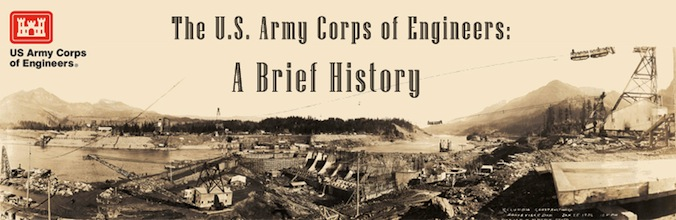 Headquarters > About > History > Brief History of the Corps